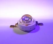 ال ای دی (Powe LED) وات UV ماوراء بنفش