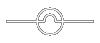 نماد مداری لامپ