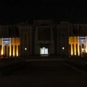 پروژه نورپردازی هنرستان دارالفنون مشهد