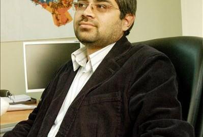 آقای مهندسی محمد هادی عرفان ، مدیریت وبگاه مرکز مطالعات حکمت – دانش و فن معماری و شهرسازی ایرانی اسلام