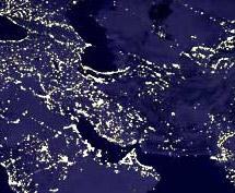 روشنایی ناخواسته ناشی منابع نوری مصنوعی در ایران