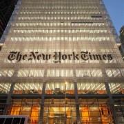 طراحی نورپردازی ساختمان اداری نیویورک تایمز The New York Times در امریکا برنده جایزه نورپردازی سال