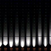 مقایسه و بررسی تاثیر افزایش فاصله منبع نور از در افزایش ارتفاع نور قابل رویت در نورپردازی ستون