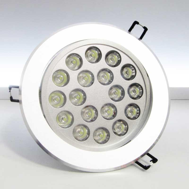 یک نمونه منبع نور سقفی پاور ال ای دی Power LED لنز دار متمرکز