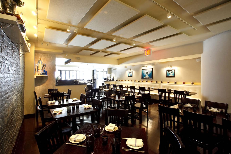 نورپردازی رستوران ، مهندسی روشنایی و معماری
