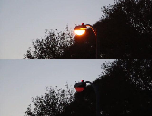 کاهش آلودگی نوری-خاموش شدن نورپردازی ناخواسته عدم نیاز